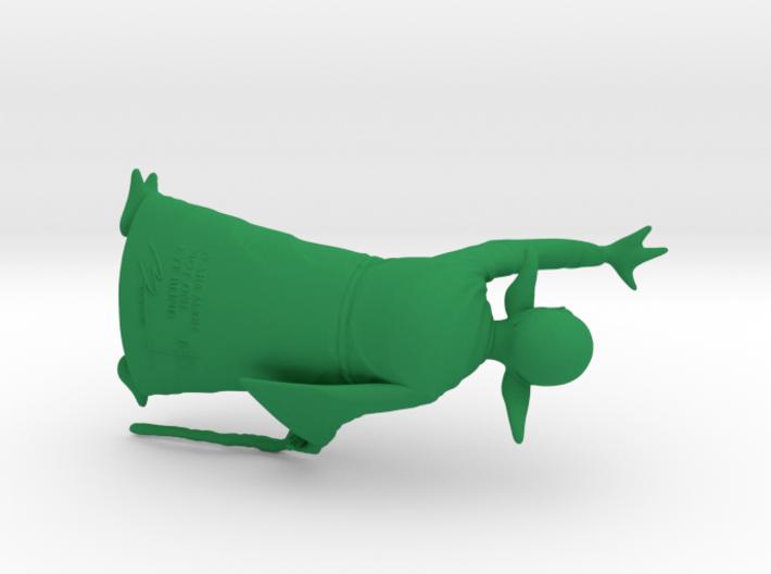 YoGandhi 3d printed