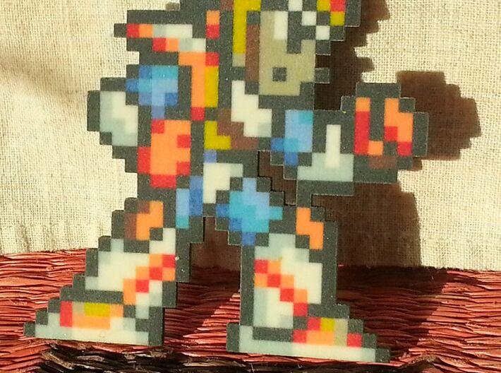 Mega Man X 3d printed