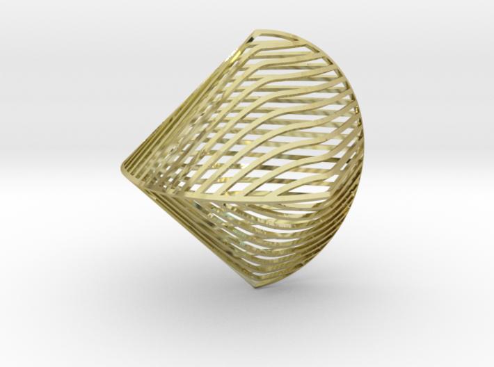 Sphericon Y 3d printed