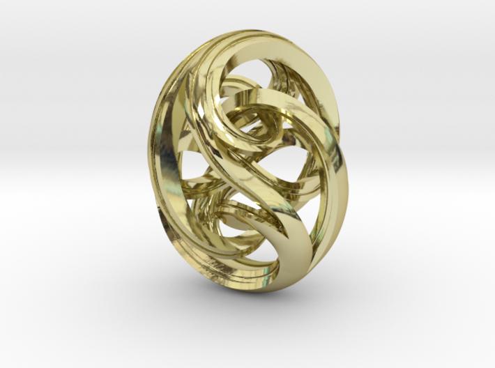 Noom Pendant 3d printed