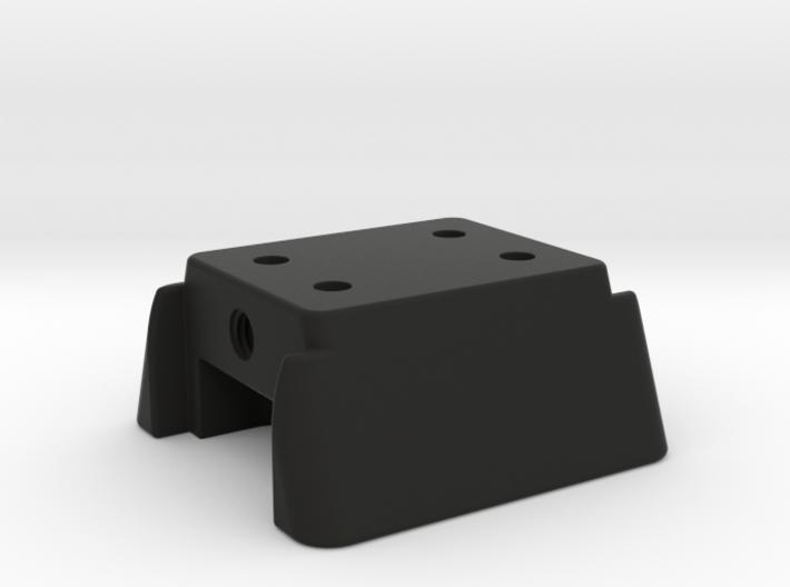 Lens Ankle of Vertical Plate Mount Set 3d printed