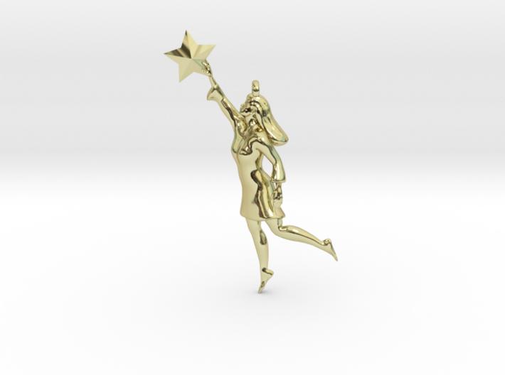 Reach the Stars 3d printed