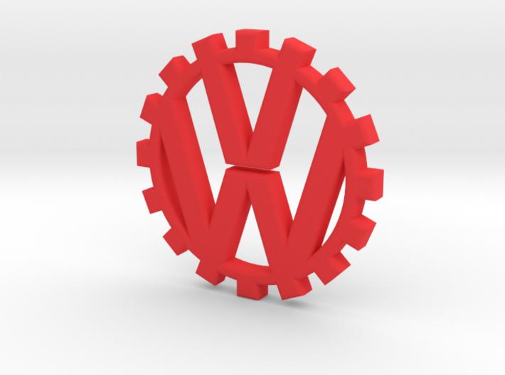 VW Gear 3d printed