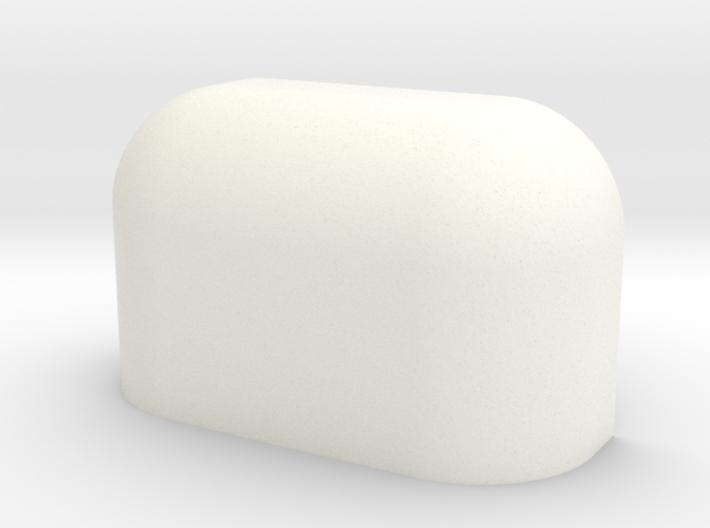 Fender Activitybot Boebot Robot Skin 3d printed