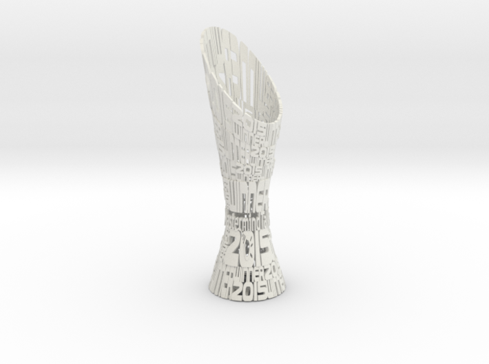 Holy Trophy  3d printed