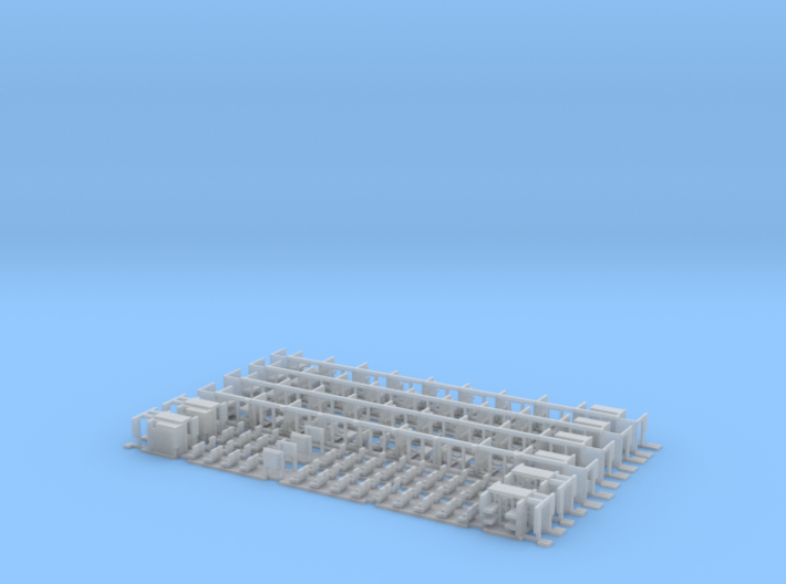 cmz8128 & cmz8155 - LH Airport Express 1 & 2 3d printed