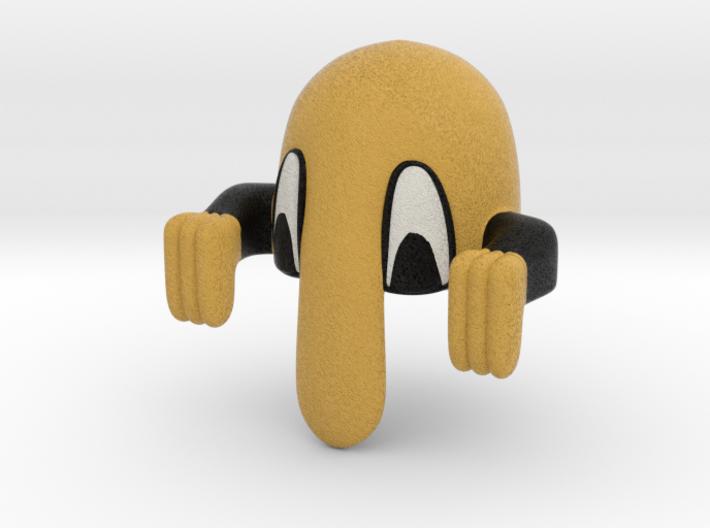 Kilroy Desk Toy 3d printed