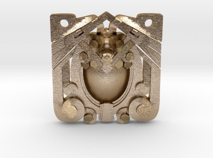 Eagle Deco Pendant 3d printed