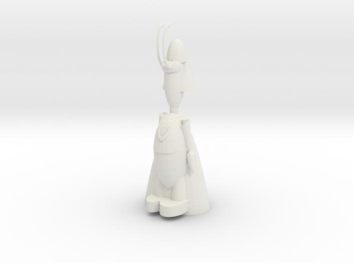 Printable Loki 3d printed