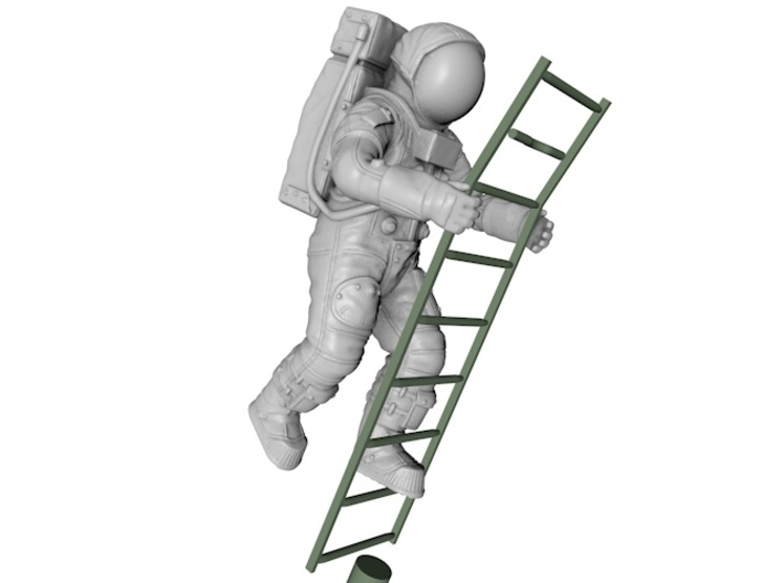 Apollo 11 / Ladder Position 3d printed