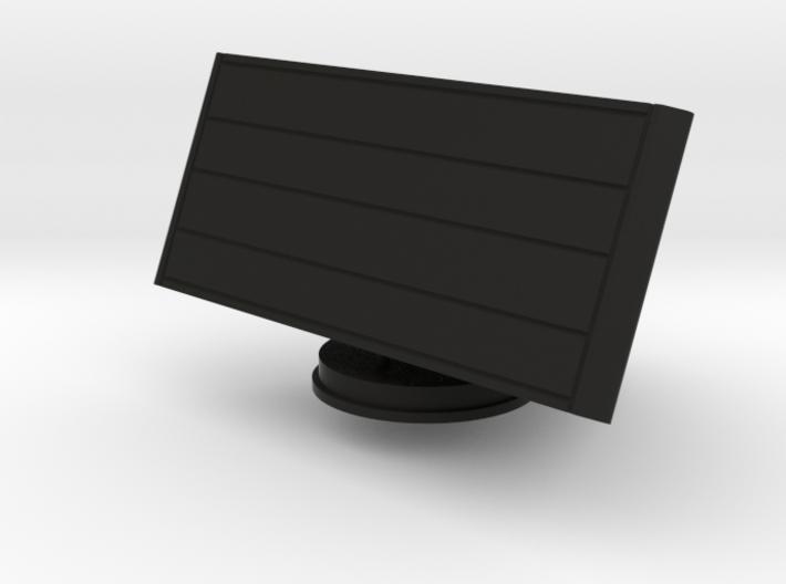 1:96 scale Smart L air search radar 3d printed