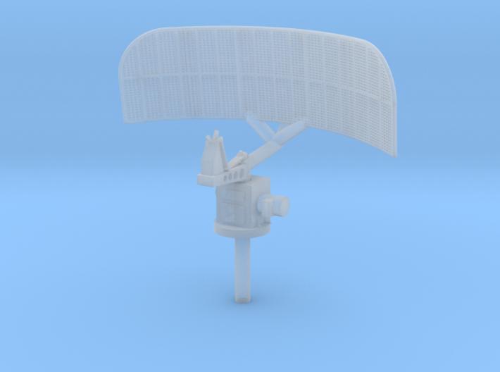 1:72 scale SPS-10 radar 3d printed