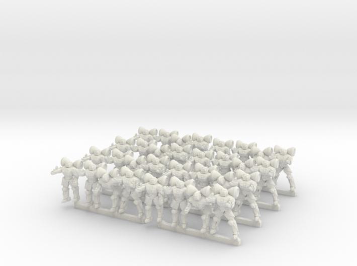 Shield Trooper Company 10mm 3d printed