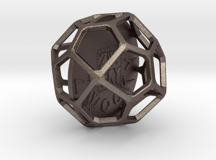 ZWOOKY Style 3403 - Sphere 3d printed