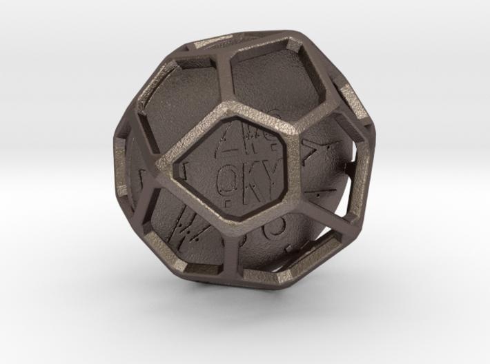ZWOOKY Style 3400 - Sphere 3d printed