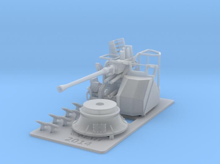 Bofors MKVII 1/72 3d printed