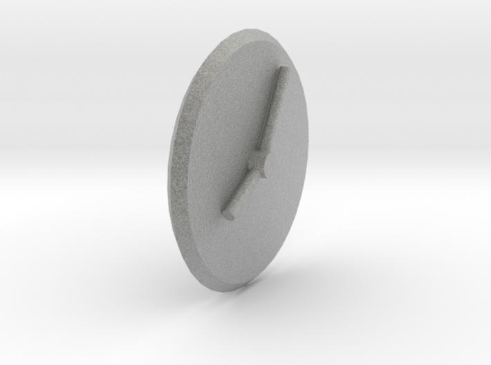 Clock 3d printed