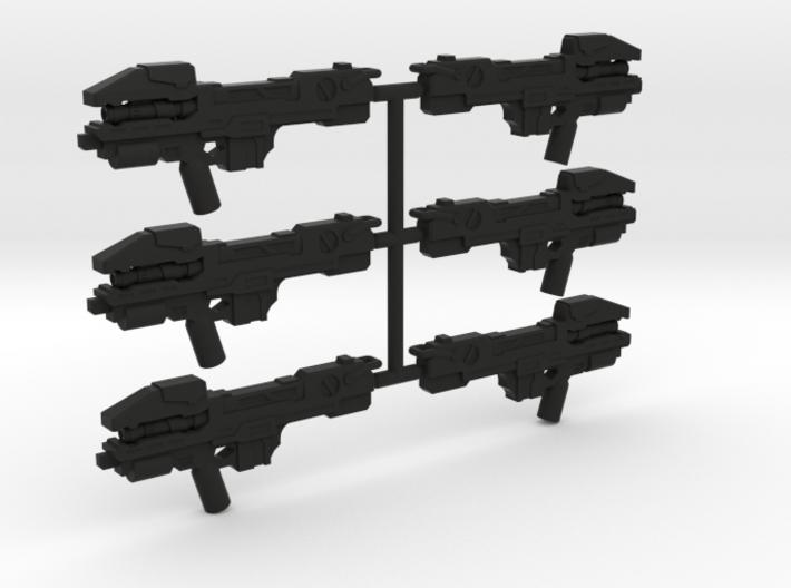 Vanguard Beam Cannon Pack 3d printed