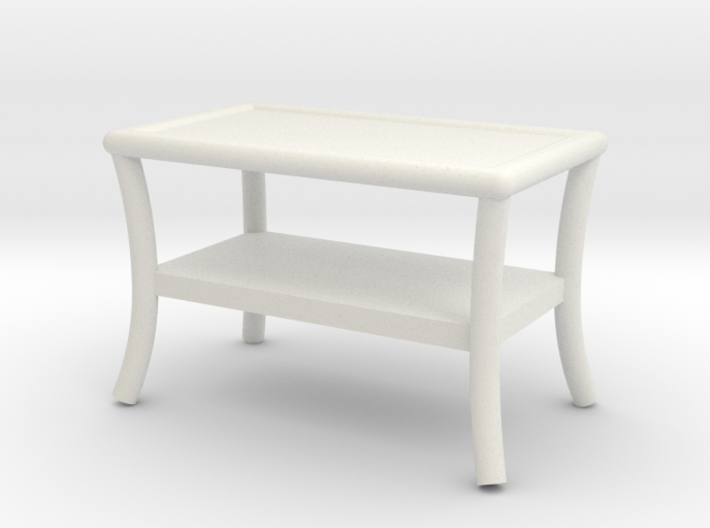 1:48 Patio Table 3d printed