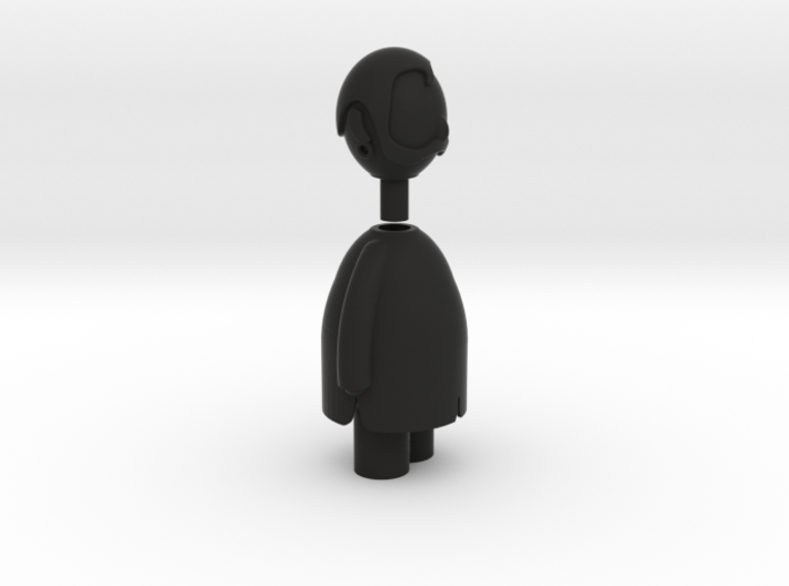 North Indian - Indian-vidual Indian style figurine 3d printed