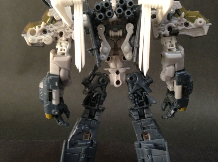 DOTM Voyager Skyhammer Assault Kit v2.0 3d printed