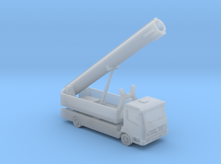 Showtruck 1,1 - 1:220 (Z scale) 3d printed