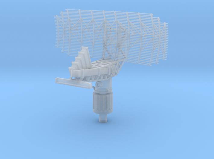 1:72 scale SPS 49 radar 3d printed