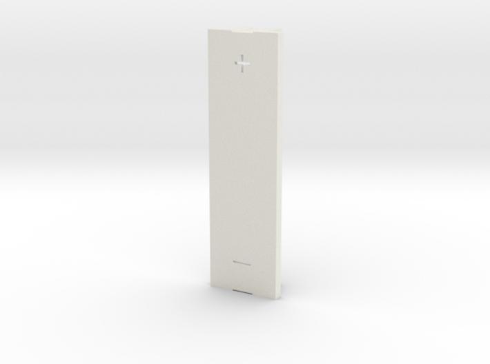 Splendid Mods Battery insert for the SX350 SM-26 3d printed