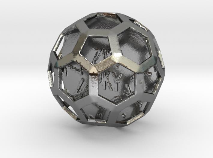 ZWOOKY Style 3422 - Sphere 3d printed