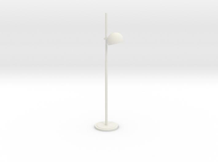 1:24 Sussex Floor Lamp 3d printed