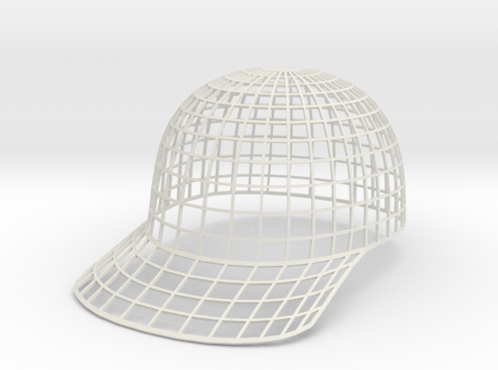 Vortex Hat - Extra Extra Large 3d printed