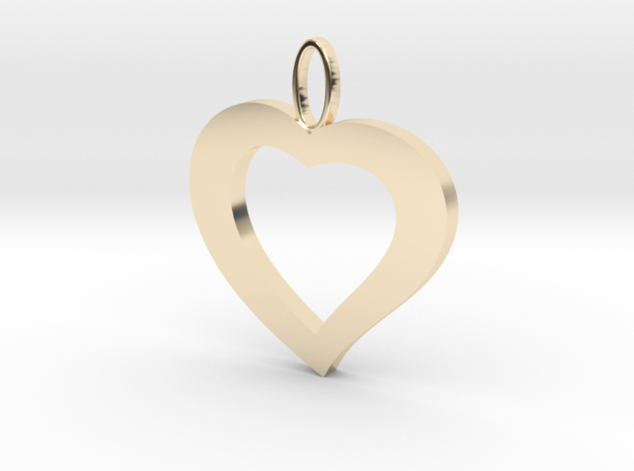 Cuore20 3d printed