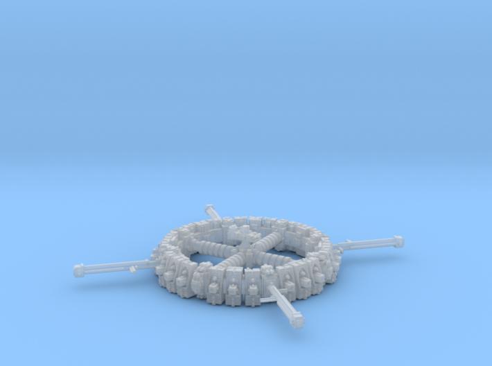 Space Dock 3d printed