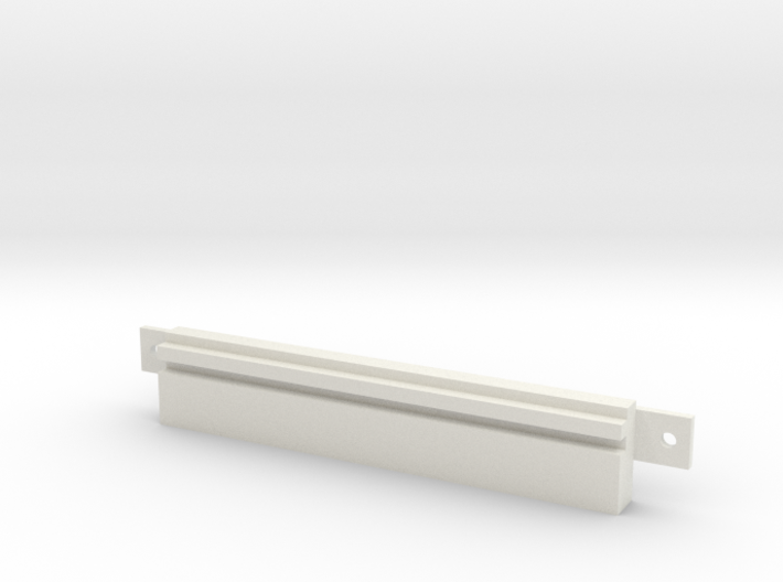 "Floppy Cover 3,5"" SMALL compatible to Amiga 4000 3d printed"