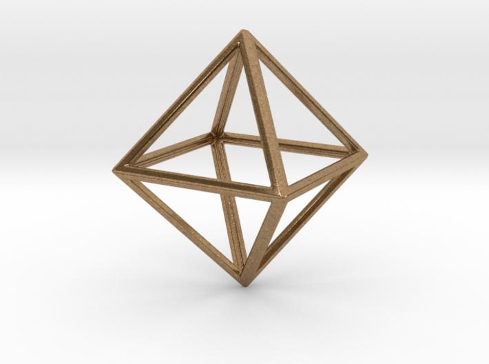 OCTAHEDRON (Platonic) 3d printed