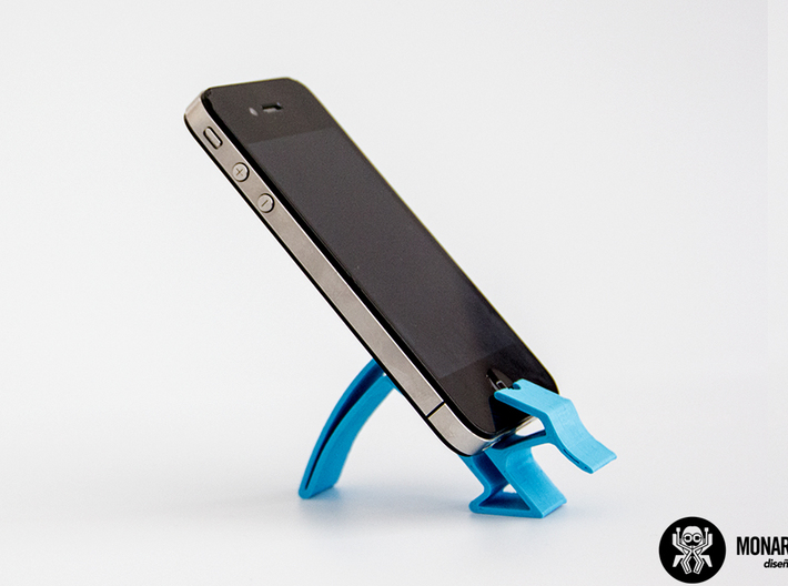 Smartphone Holder 3d printed