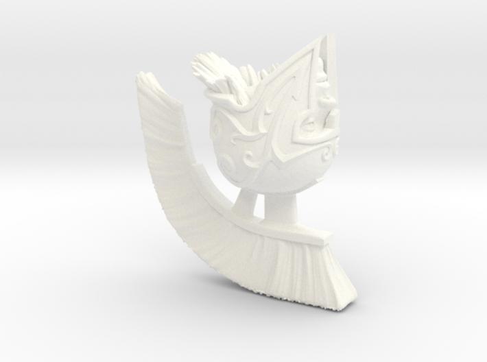 FB01-Head-15  7inch 3d printed