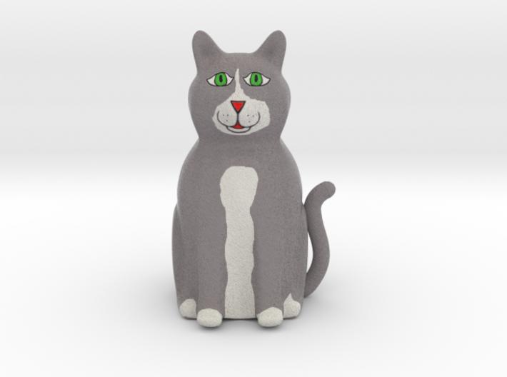 Schrödinger's Cat 3d printed