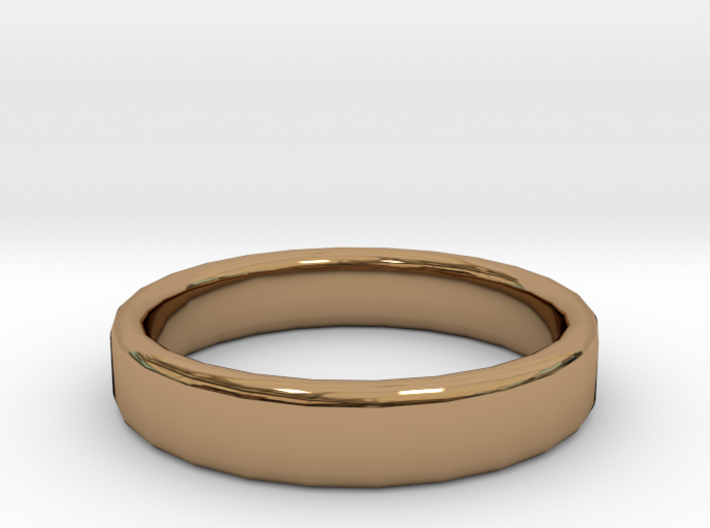 Wedding Ring Size 7 3d printed