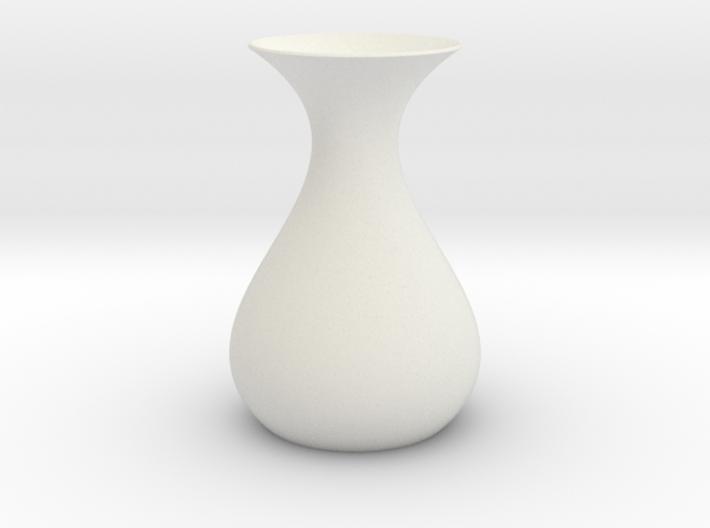 Math Vase 3d printed