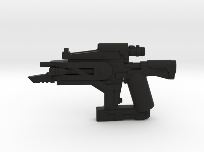 Void Rifle 3d printed