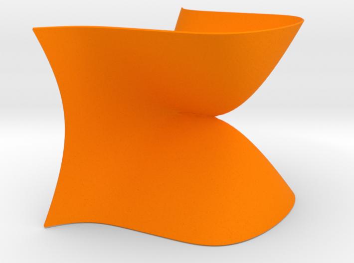 An A4 Singularity 3d printed