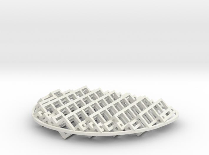 Polylens Cubes 3d printed