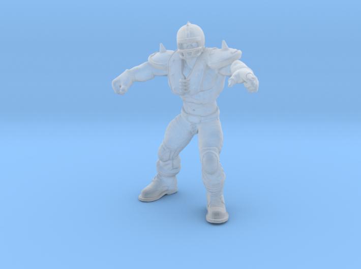 Dugdug The Brute 3d printed