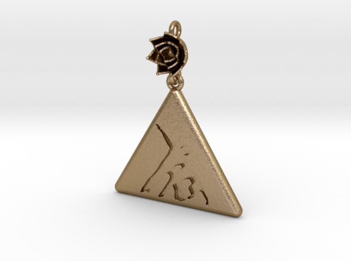 Salsa Necklace Figure 1 3d printed
