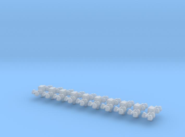 Xenon-LIMA 10x in Fahrstellung 3d printed
