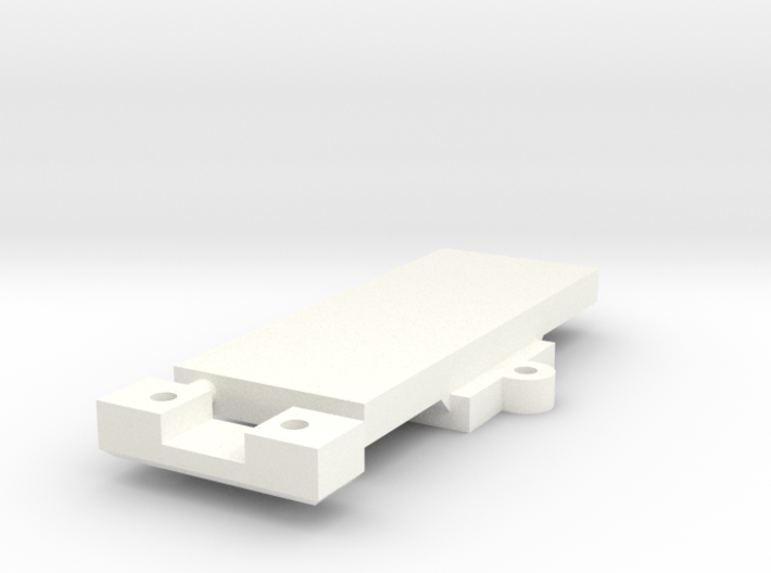 DNA40 Big Screen Mounting Plate Clamps 3d printed