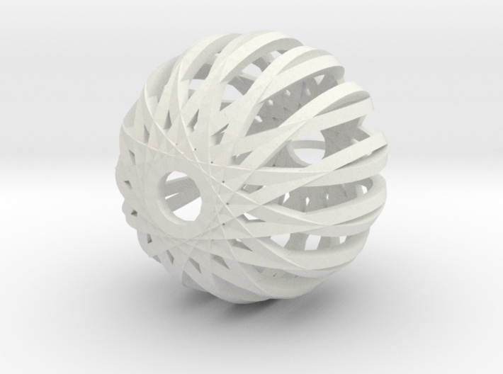 Pirouette 3.1 (Christmas edition) 3d printed