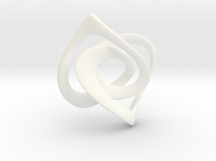 OBLIVION Necklace Pendant 3d printed
