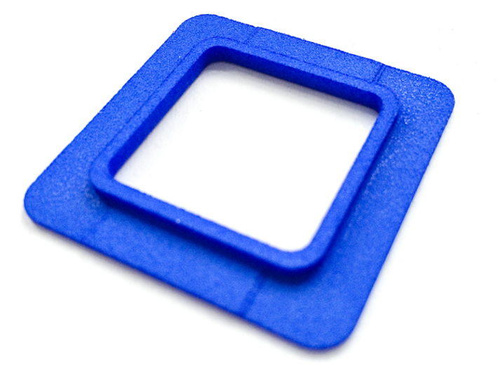 Spacer for Novoflex QPL-Video plate 3d printed The real thing